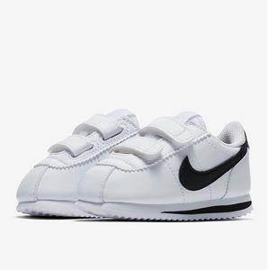 Nike Cortez basic baby shoes